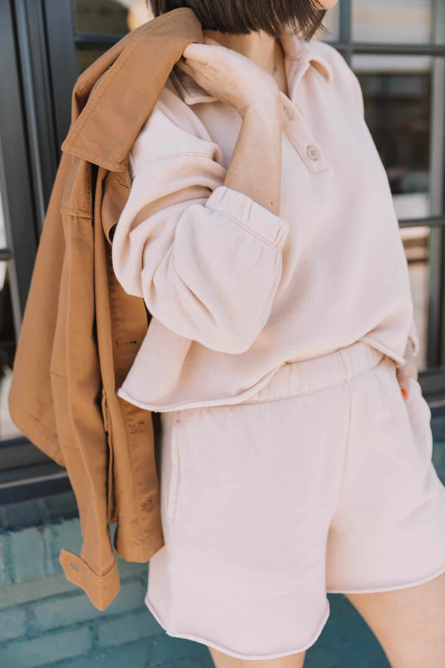 how to style casual loungewear