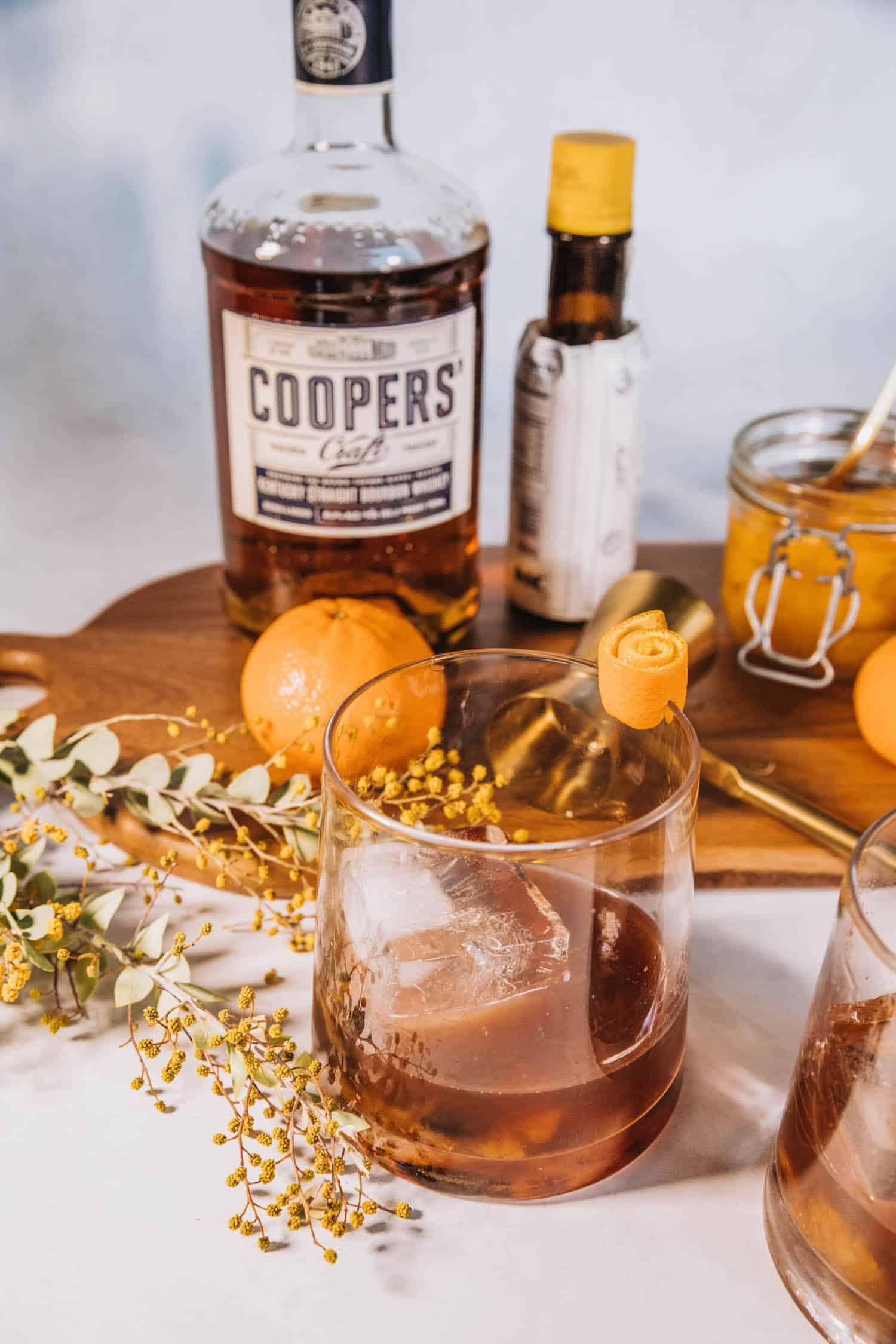 Mandarin Cocktail Recipe