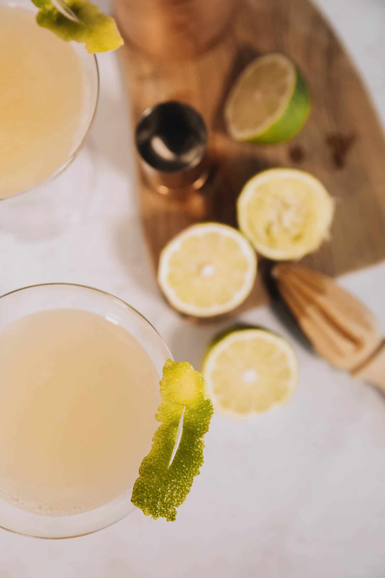 French Gimlet Cocktail Recipe