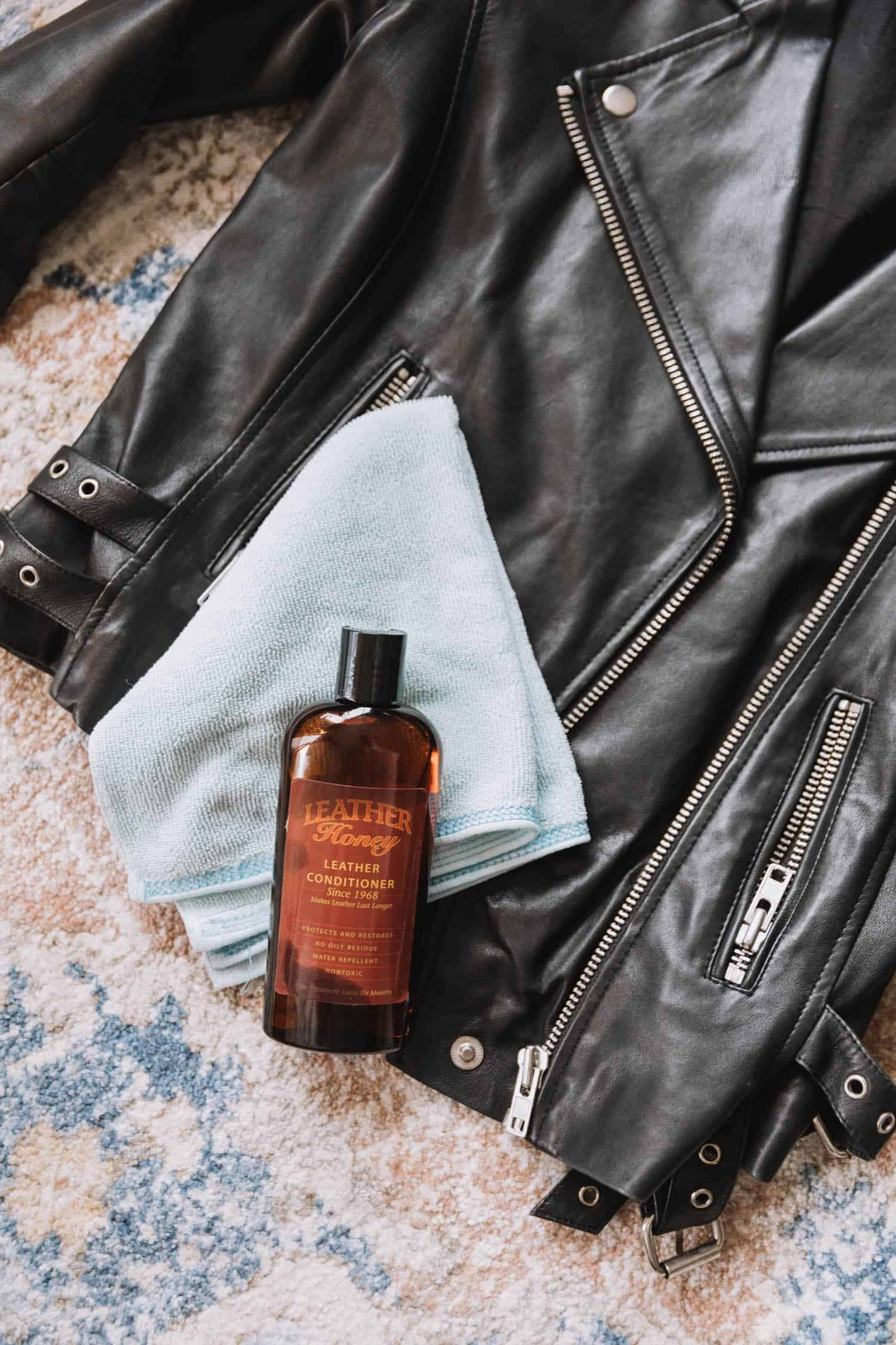 How to Condition A Leather Jacket