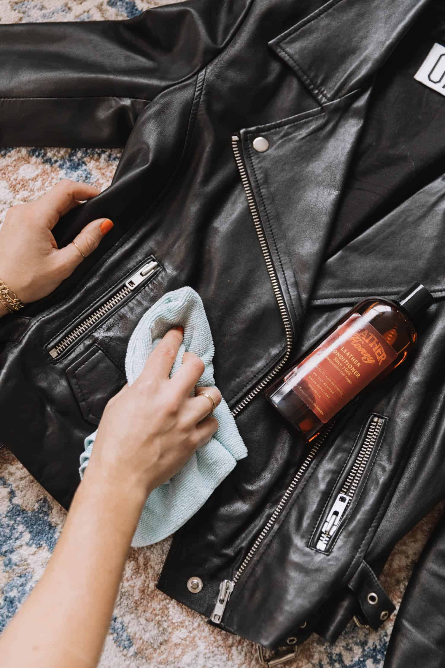 Leather Conditioner | How to Condition A Leather Jacket