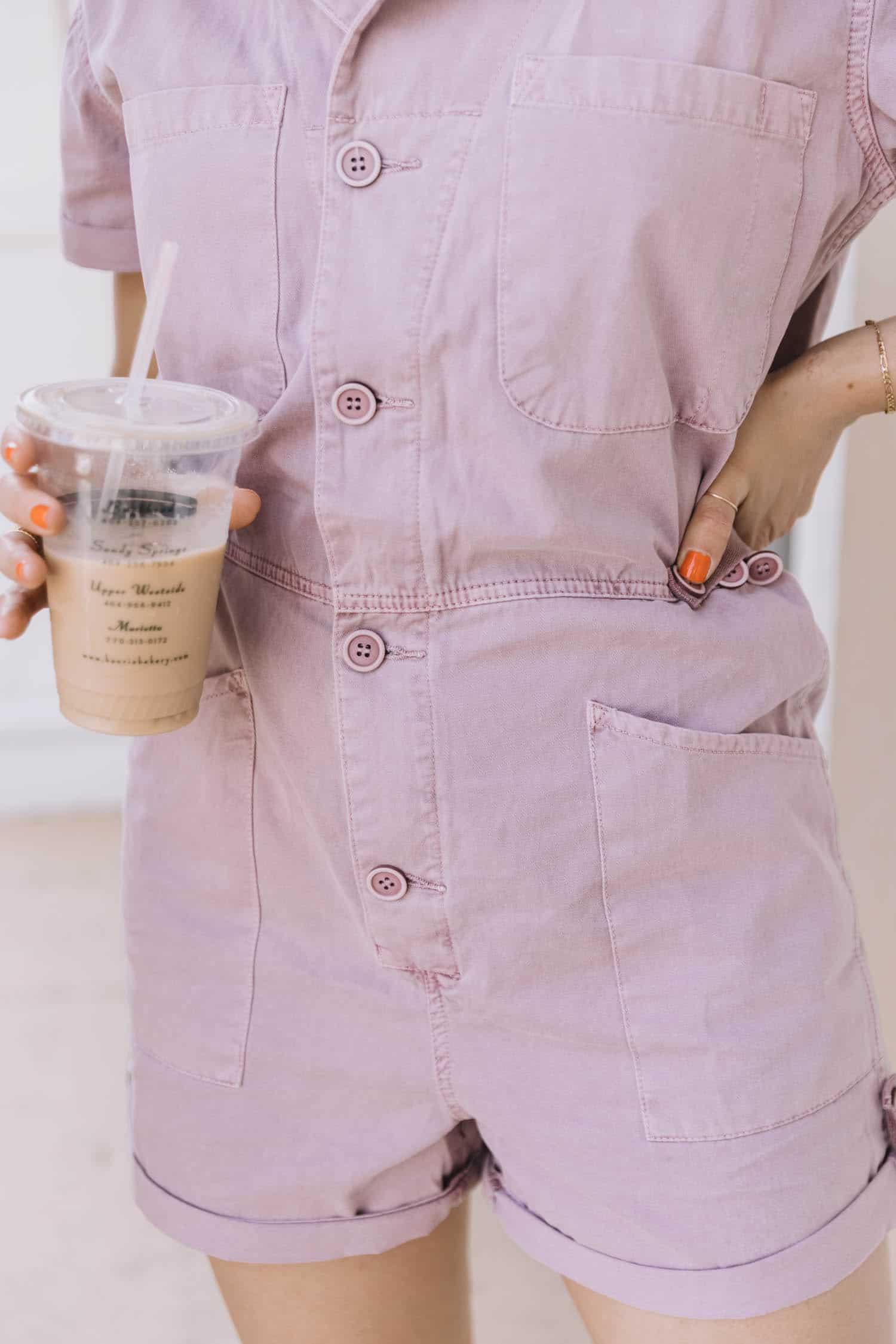 Utility Rompers And Jumpsuits For Spring