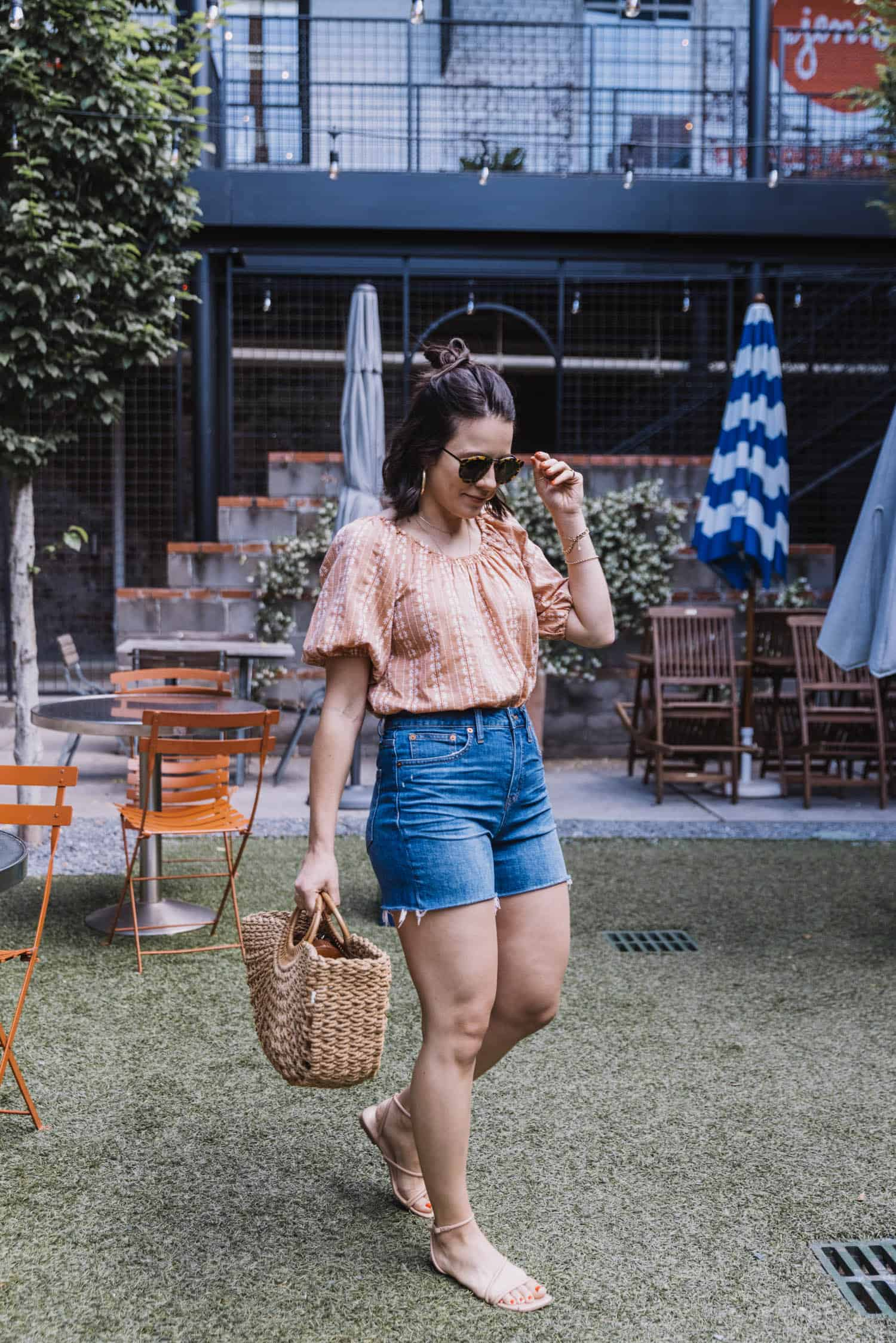 What I Look For In A Puff Sleeve Top