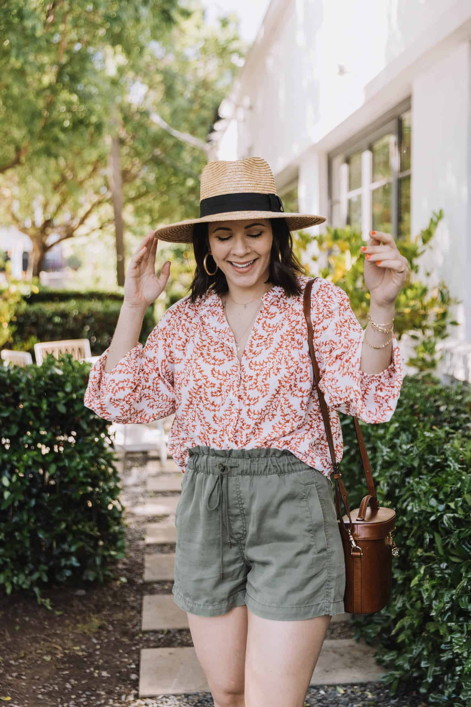 Summer Blouses To Shop from LOFT
