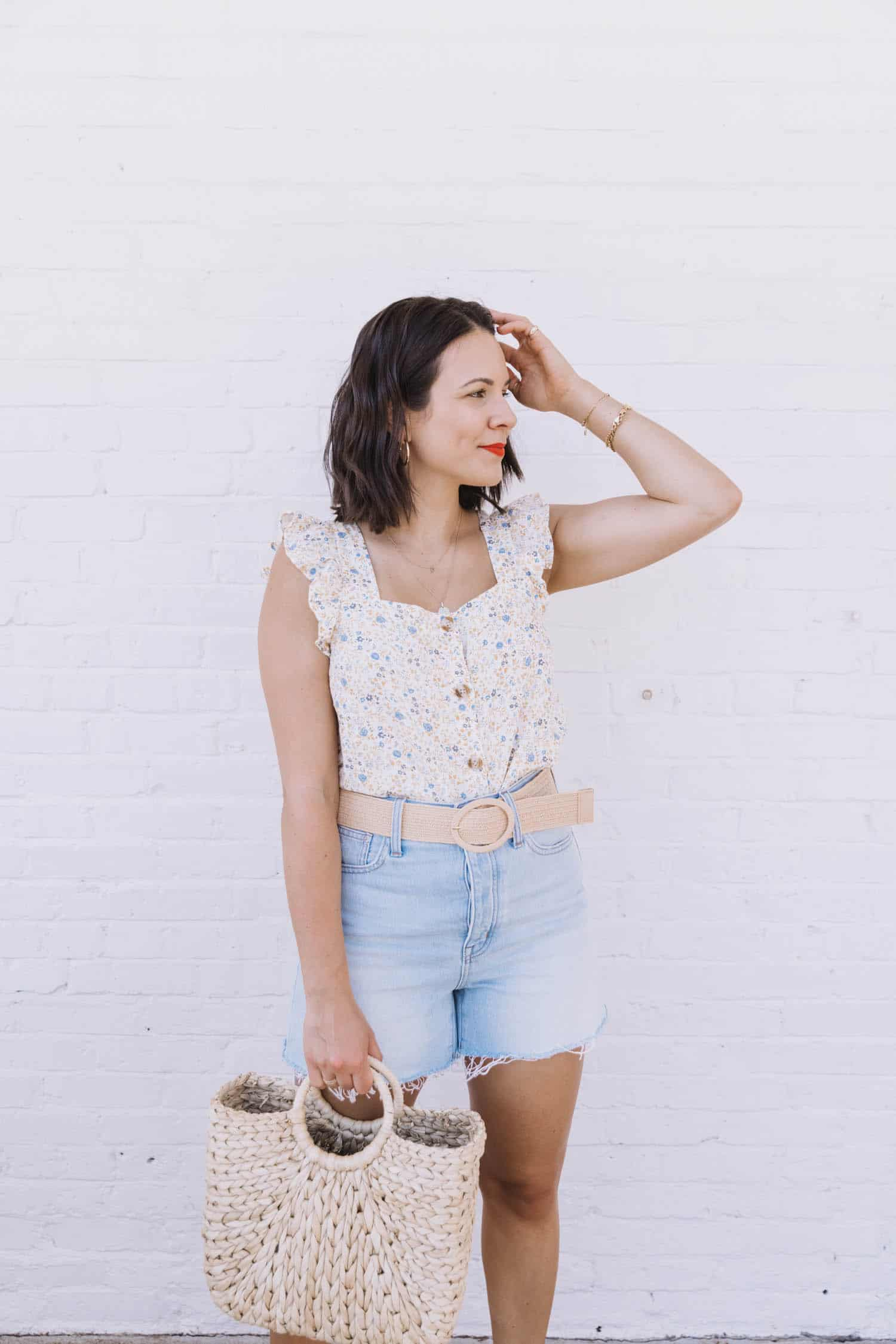dressed up summer outfit ideas