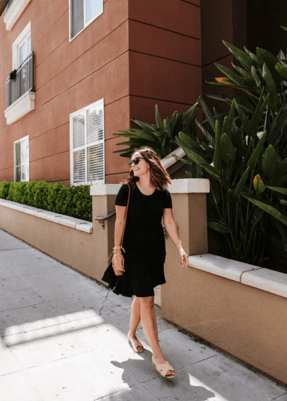 Black summer outfit ideas