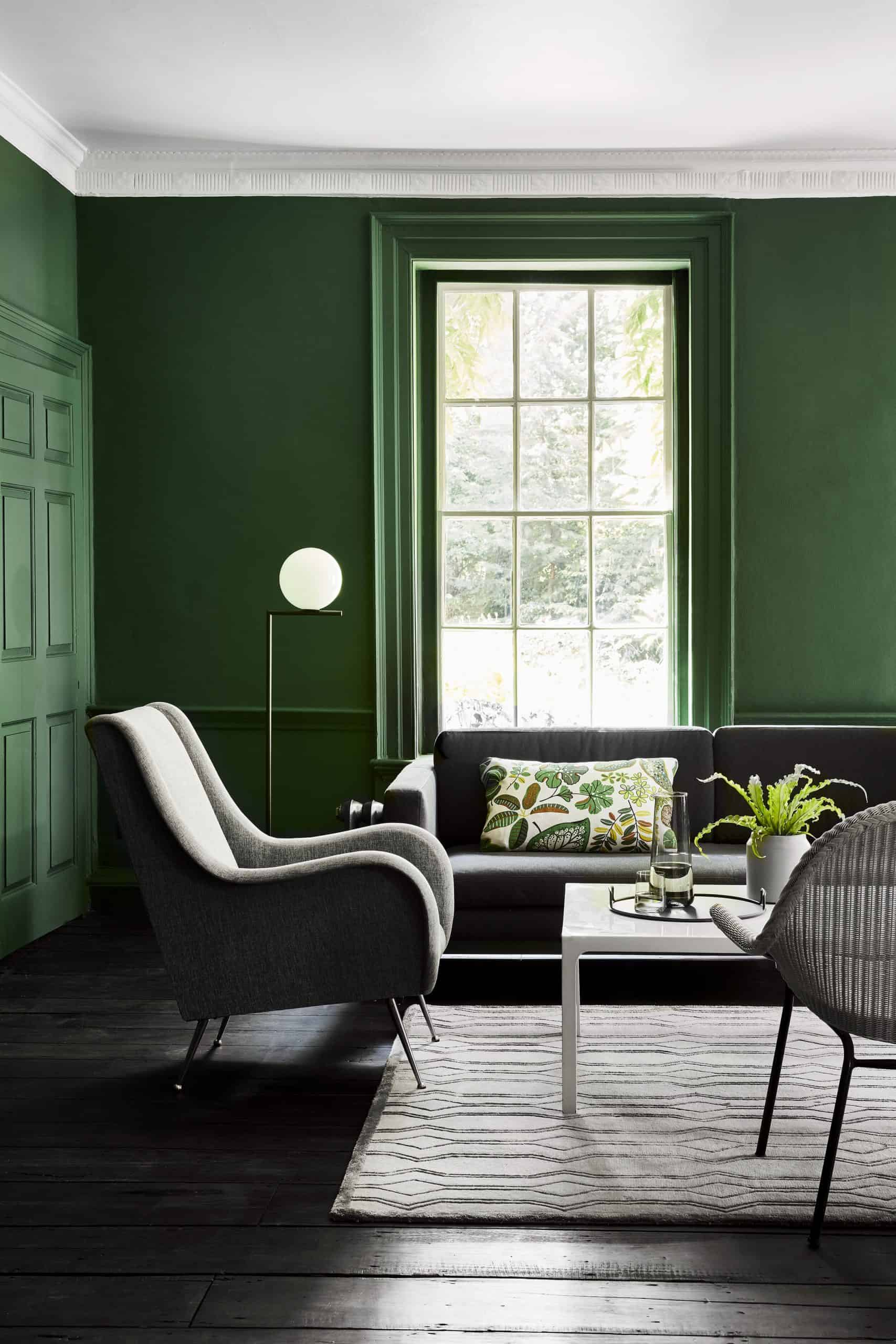 emerald living room ideas with grey furniture