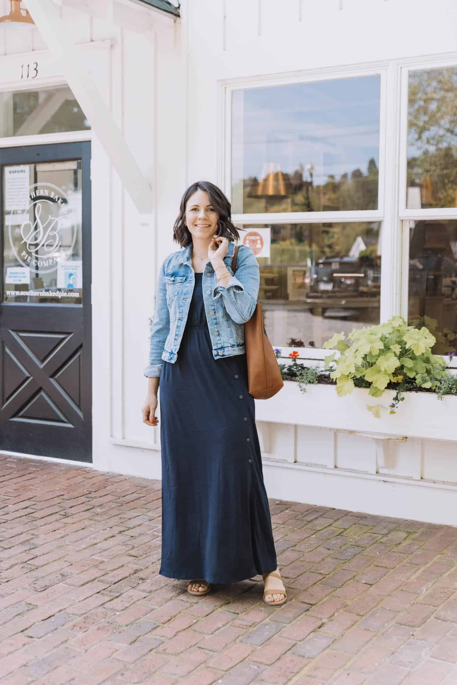 Maxi Dress spring outfit ideas