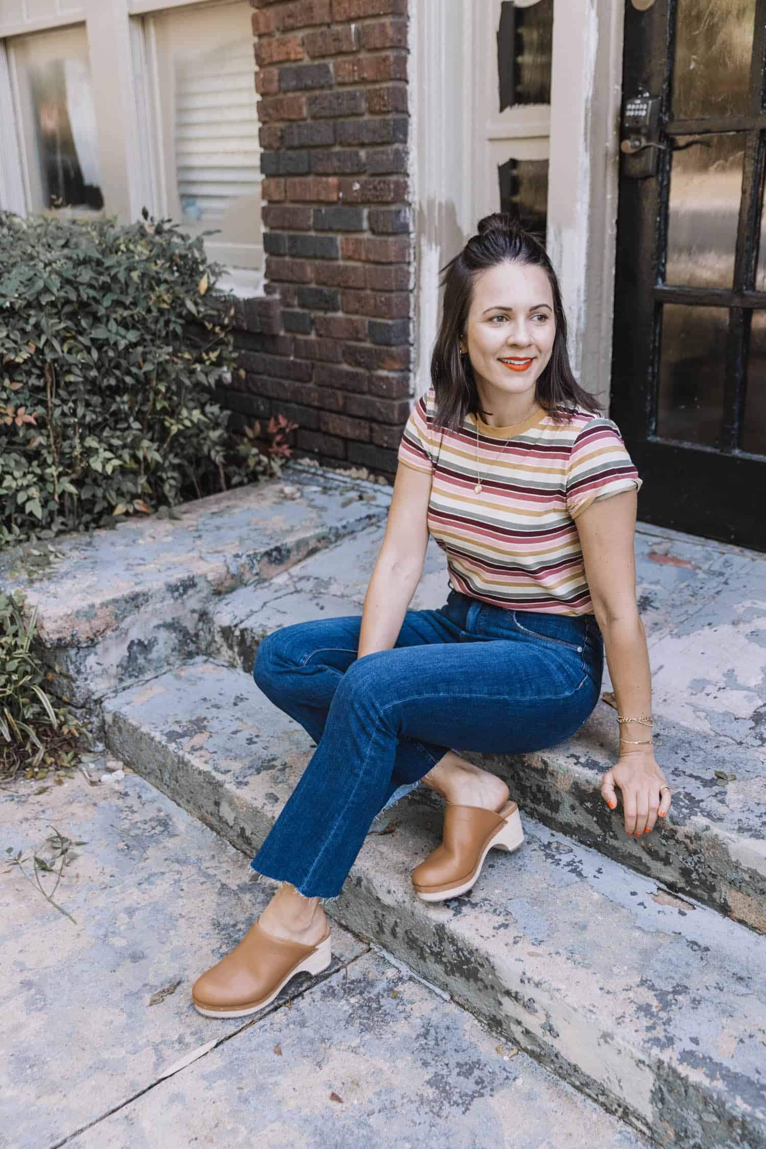 Clog shoes for fall