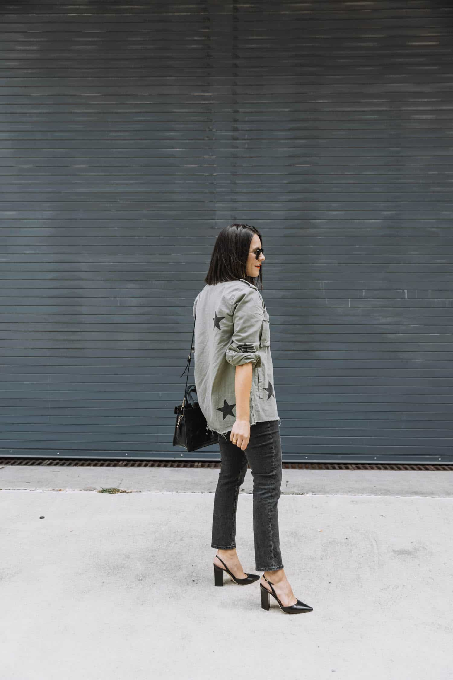 How to style a utility jacket