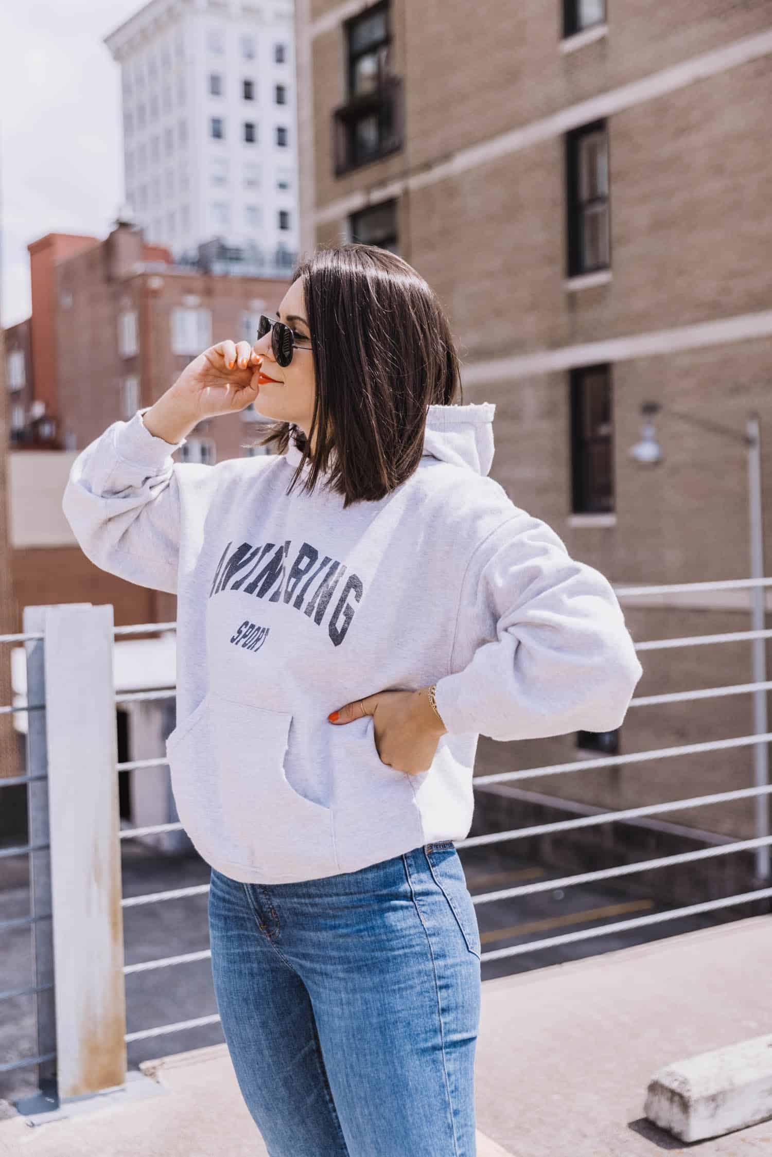 Anine Bing Sweatshirts To Shop