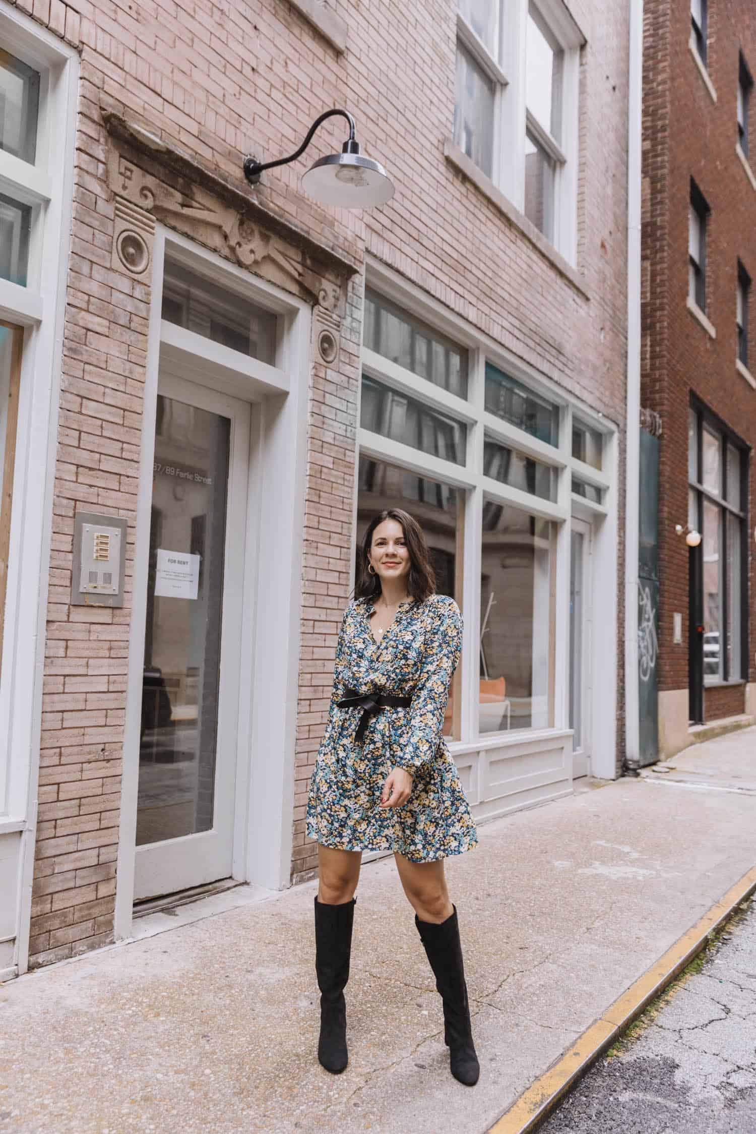 How To Style A Dress For Fall