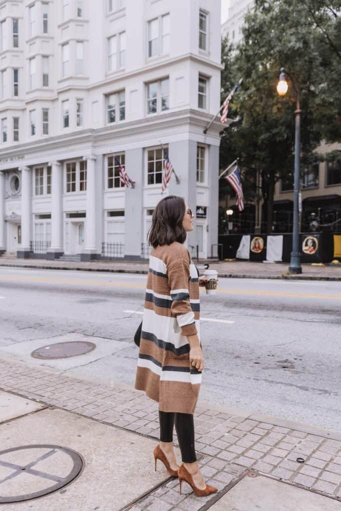Long Cardigan styling tips