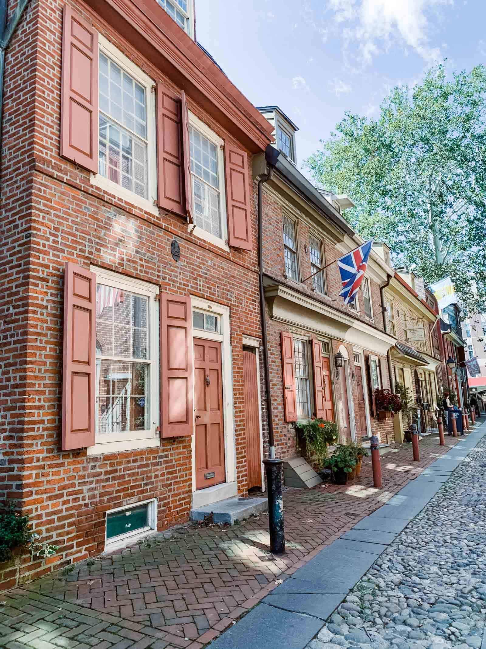 Philadelphia short itinerary