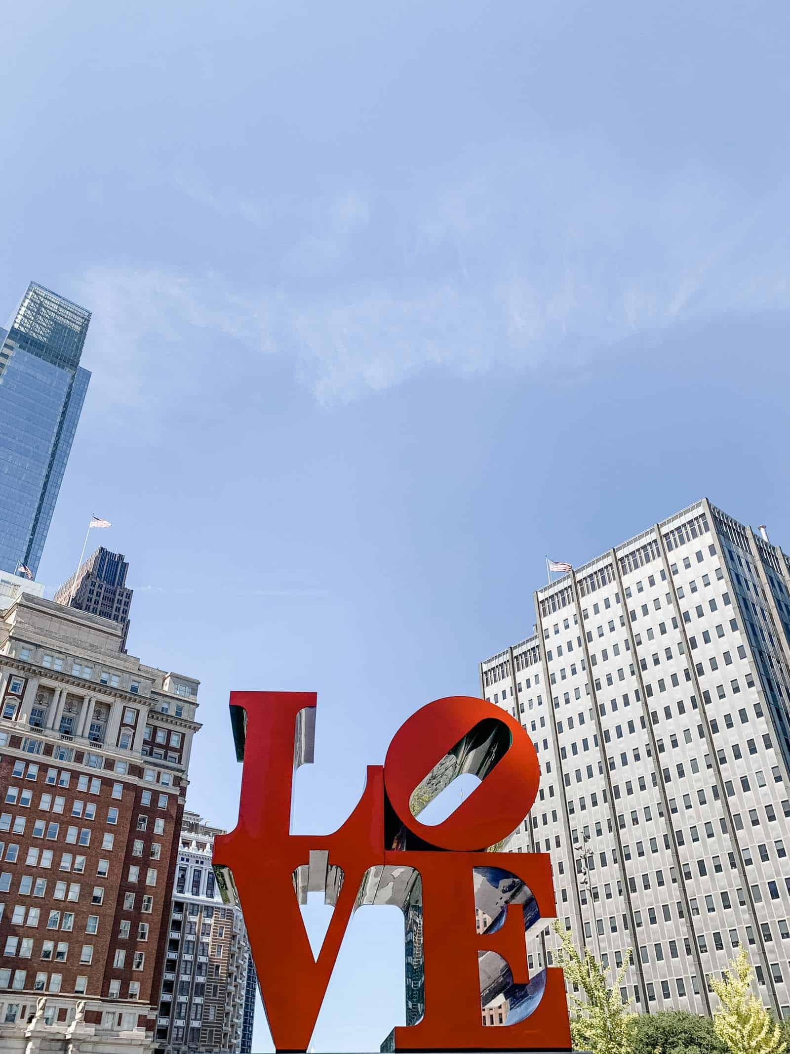 48 Hour Itinerary To Philadelphia