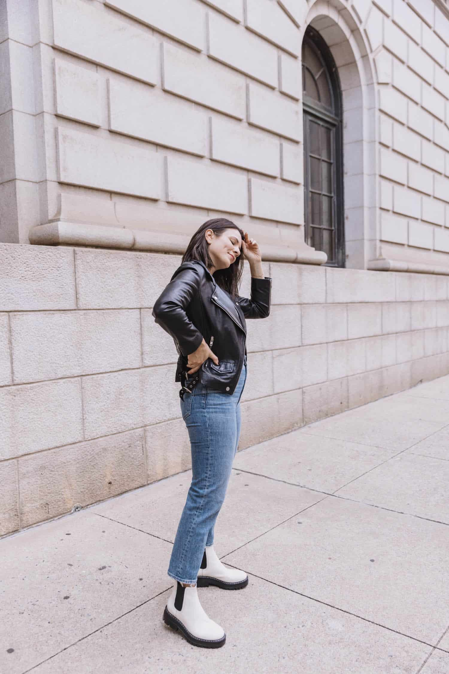Fall outfit ideas for boots